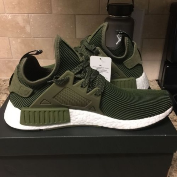 Shoes Men Adidas Nmd 2019 Adidas Nmd Xr1 Pk Olive Green Size
